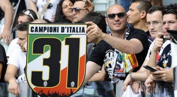 Juventus-31-scudetti