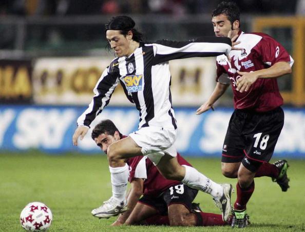 Reggina v Juventus