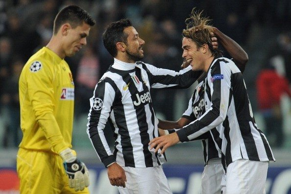 Juventus FC v FC Nordsjaelland - UEFA Champions League