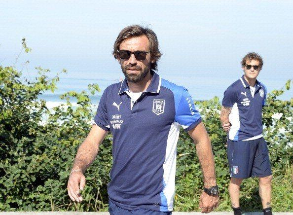 Italy Players Visit Rio de Janeiro