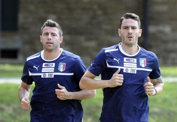 Italy Training Session & Press Conference