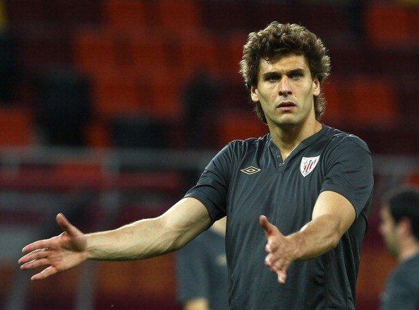UEFA Europa League Final - Athletic Bilbao Training
