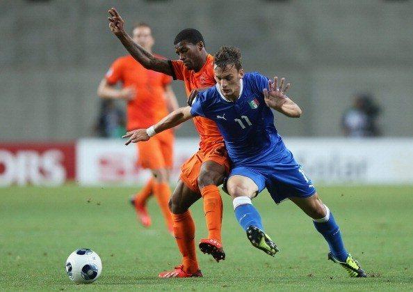Italy v Netherlands - UEFA European U21 Championships: Semi Final