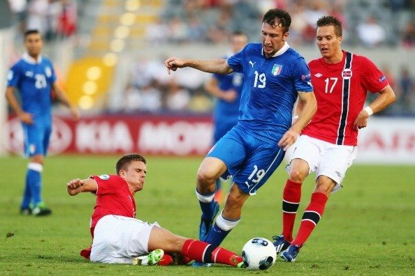 Norway v Italy - UEFA European U21 Championships: Group A