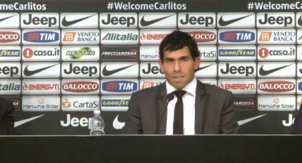 "Tevez alla Juventus ""per vincere campionato e Champions League"""