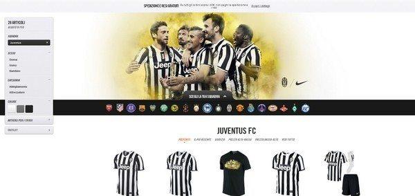 Saldi estivi Nike: come acquistare i prodotti ufficiali Juventus con uno sconto esclusivo