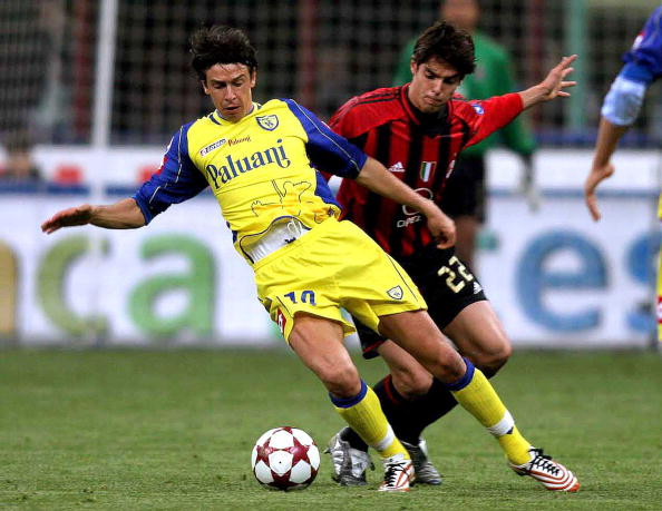 Chievo v AC Milan