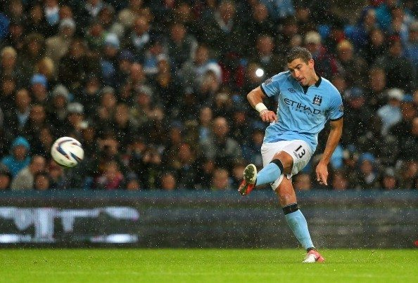Manchester City v Aston Villa - Capital One Cup Third Round