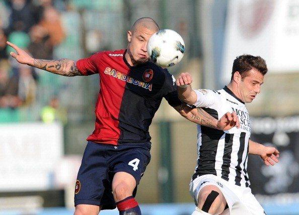 AC Siena v Cagliari Calcio  - Serie A
