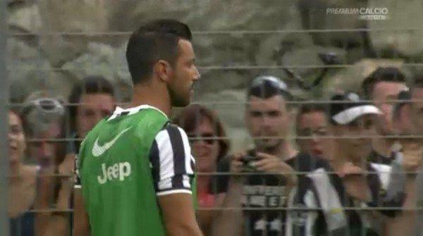 Quagliarella-Valdostana-Juventus