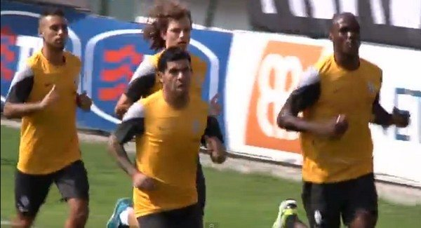 Juventus: ultimo allenamento e addio a Chatillon | video completo