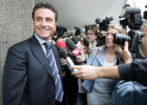 Italian referee Massimo De Santis answer