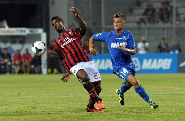 US Sassuolo, FC Juventus, AC Milan - TIM Preseason Tournament