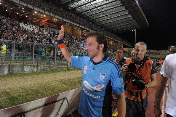 Padova Calcio v Sydney FC - Pre-Season Friendly