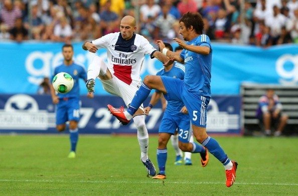 Real Madrid v Paris Saint-Germain FC - Pre Season Friendly