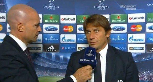 "Copenhagen-Juventus 1-1, Conte: ""Un tiro al bersaglio"" | video"