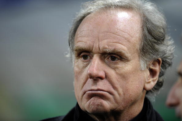 Juventus' president Giovanni Cobolli Gig