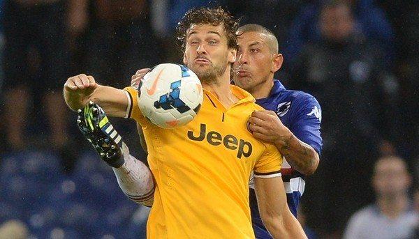 Llorente-Sampdoria-Juve