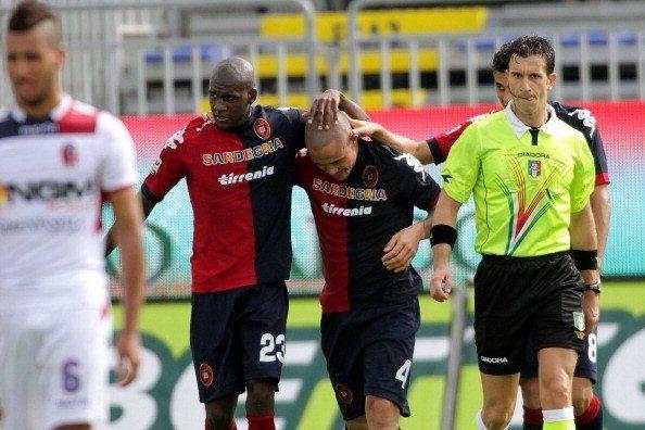 Cagliari Calcio v Bologna FC - Serie A