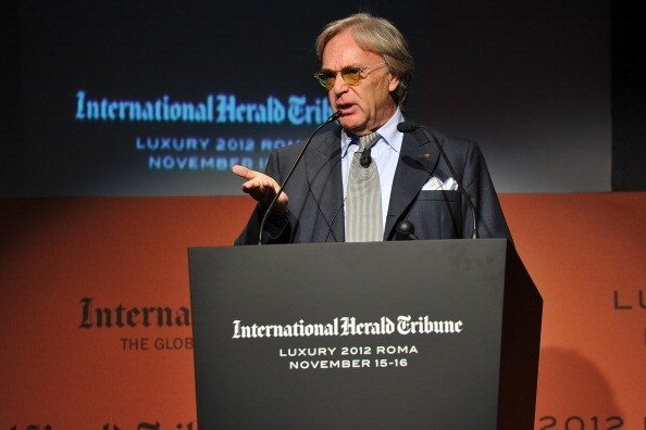 2012 International Herald Tribune's Luxury Business Conference - Day 3