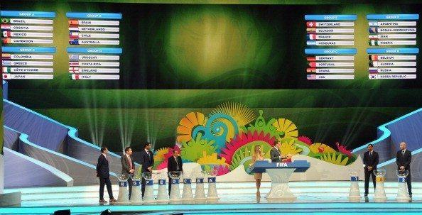 Mondiali Brasile 2014: gironi, calendario dell'Italia e tutti gli scontri tra bianconeri