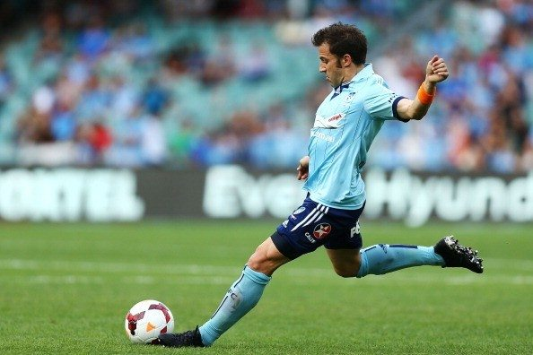 A-League Rd 10 - Sydney v Melbourne