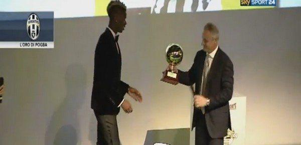 """Pogba Golden Boy 2013, Marotta: """"Arrivò alla Juve come promessa, oggi è un campione"""""""