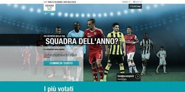 Squadra dell'anno Uefa: Pogba, Chiellini e Lichtsteiner tra i candidati