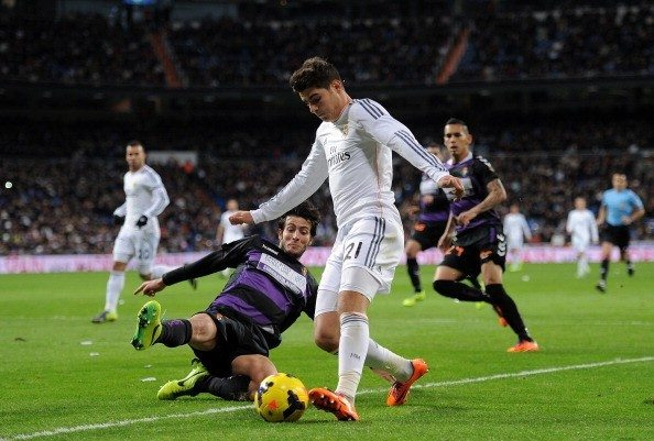 Real Madrid CF v Real Valladolid CF - La Liga