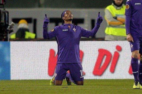 ACF Fiorentina v FC Dnipro Dnipropetrovsk - UEFA Europa League