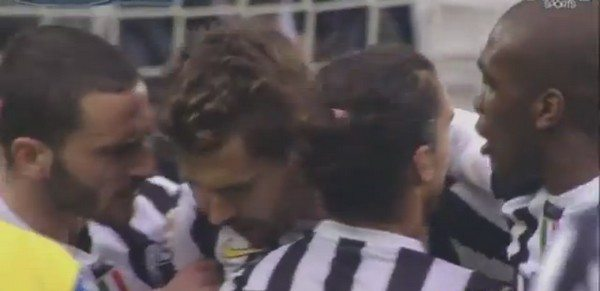 Highlights Juventus – Chievo 3-1: tabellino e video gol (Asamoah, Marchisio, Llorente)