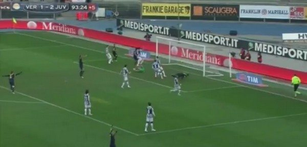 Hellas Verona – Juventus 2-2: highlights e video gol