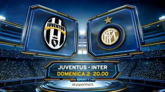 Juventus – Inter, probabili formazioni: nessun dubbio per Conte