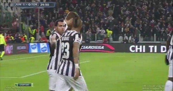 Highlights Juventus – Torino 1-0: tabellino, commento e video gol (Tevez)