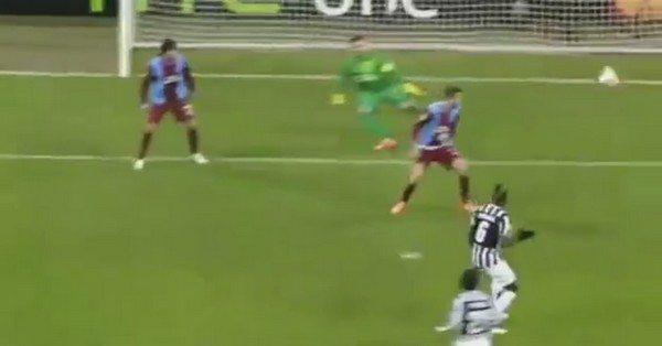 Juventus – Trabzonspor 2-0, le pagelle: Tevez e Pirlo di un altro pianeta