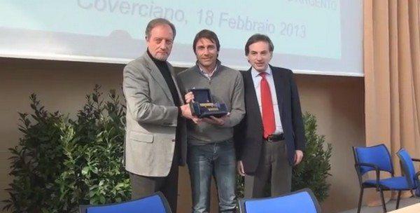 """Conte Panchina d'Oro 2014: """"Premio anche per squadra e società"""""""