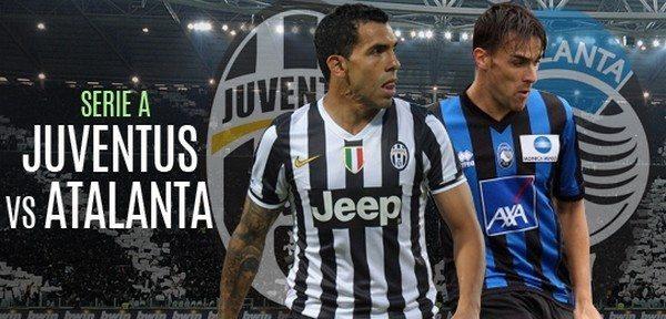 Juventus-Atalanta 1-0 video gol (Padoin): tabellino e highlights