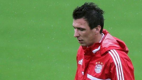 Mandzukic-video