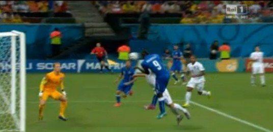 Italia-Inghilterra 2-1: tabellino e video gol (Marchisio, Sturridge, Balotelli)