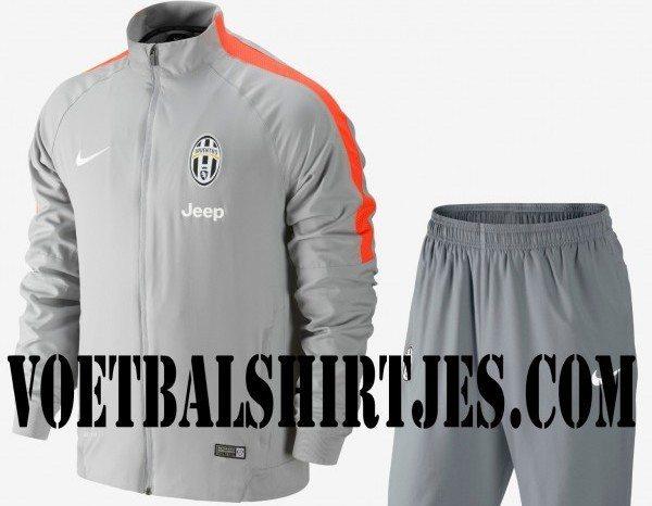 Juventus 2014-2015 | Nuove maglie allenamento e tute | Foto
