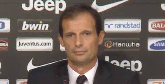 Juventus: Allegri? No preoccupati