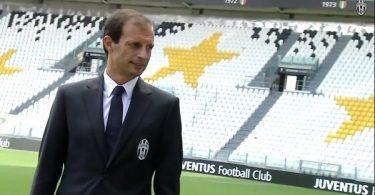 Allegri alla Juventus