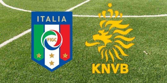 Diretta Italia-Olanda: TV, streaming live, precedenti e formazioni ufficiali