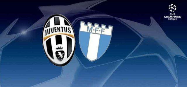 Juventus-Malmo: avanti con il 3-5-2, torna Asamoah