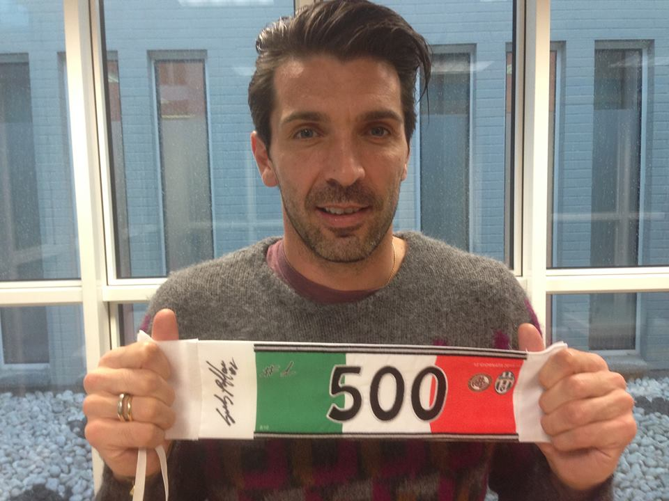 buffon-500-presenze
