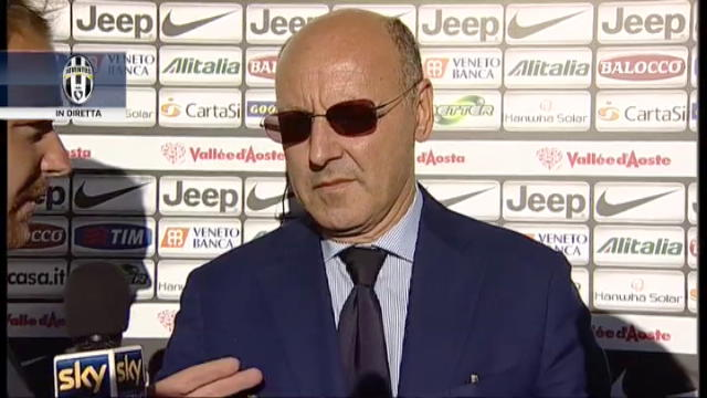 Giuseppe Marotta dg Juve