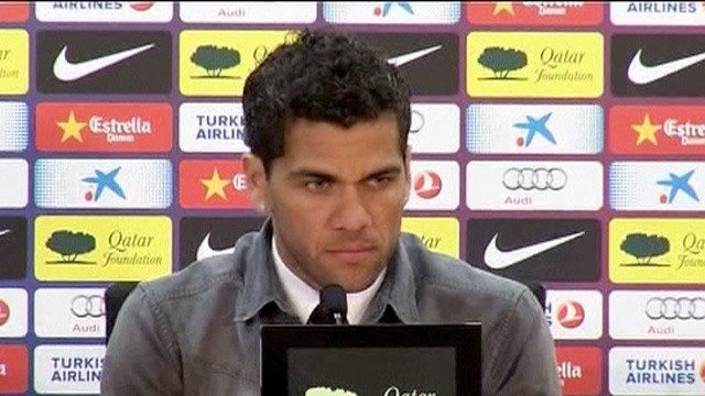 Dani Alves - intervista