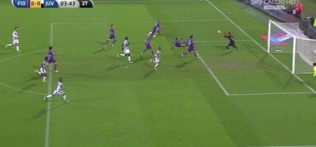 Fiorentina-Juventus 0-0: video, commento e tabellino