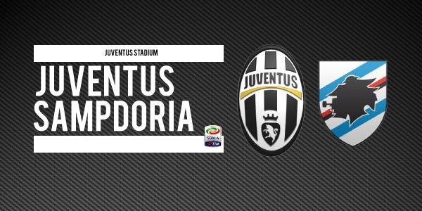Juventus-Sampdoria: diretta TV streaming e formazioni ufficiali