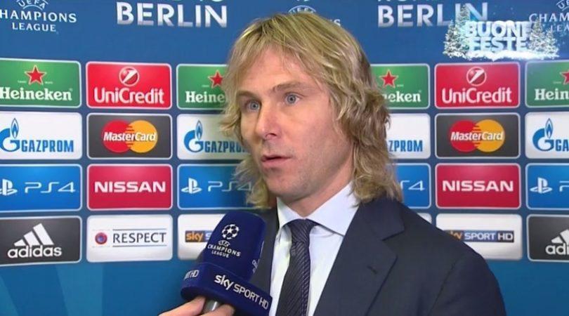 Pavel Nedved - vicepresidente Juventus